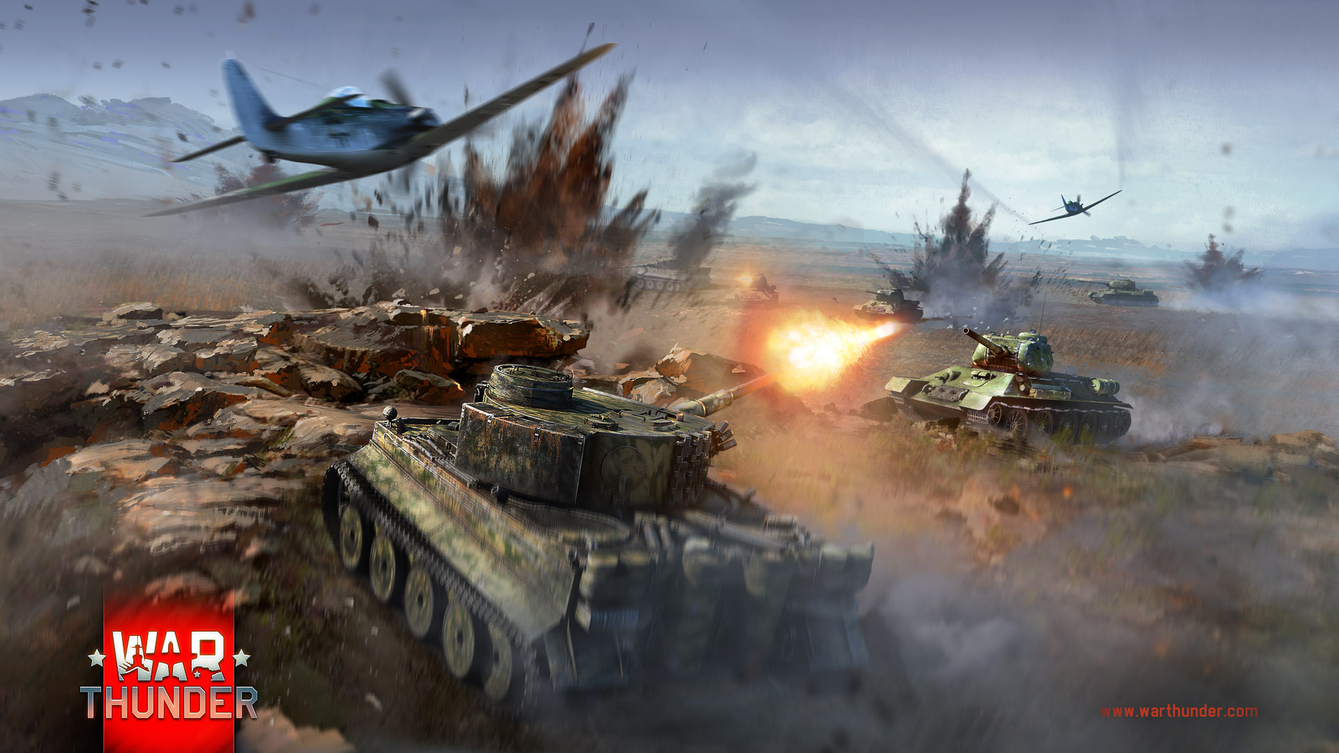Танки из war thunder jagdtiger review